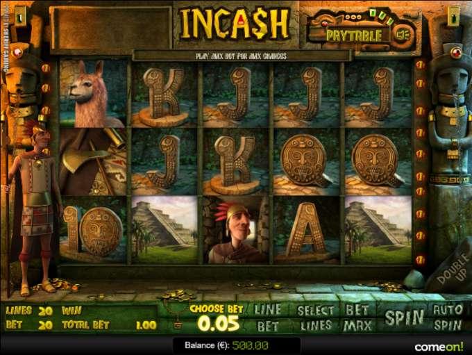 Game Review Incash