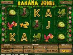 Game Review Banana Jones