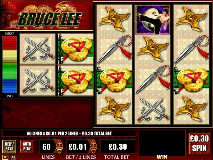 Game Review Bruce Lee
