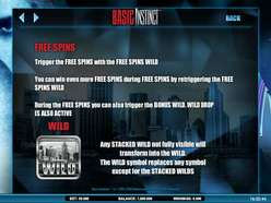 Game Review Basic Instinct