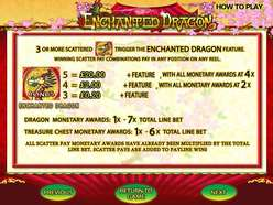 Game Review Enchanted Dragon