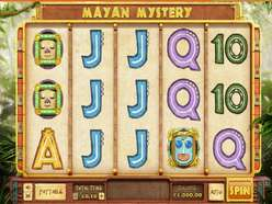 Game Review Mayan Mystery