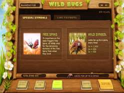 Game Review Wild Bugs