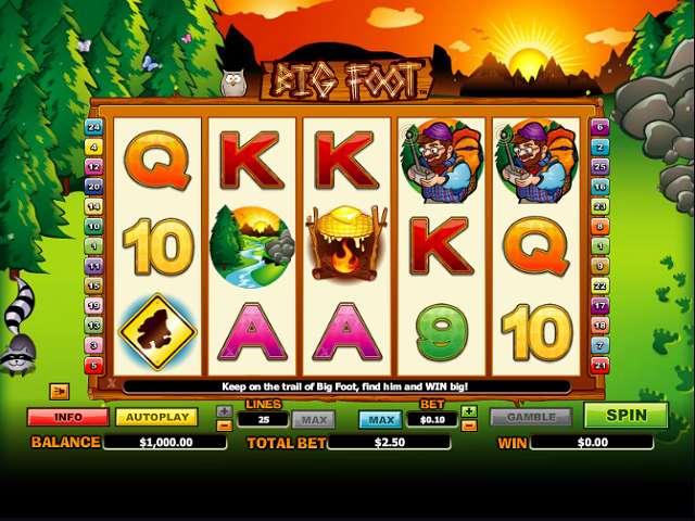 Game Review Bigfoot