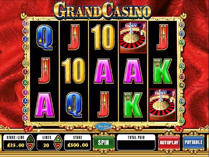 Casino grand casino restaurants atlantic city