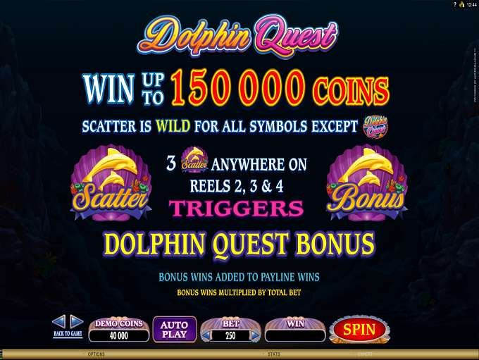 Game Review Dolphin Quest