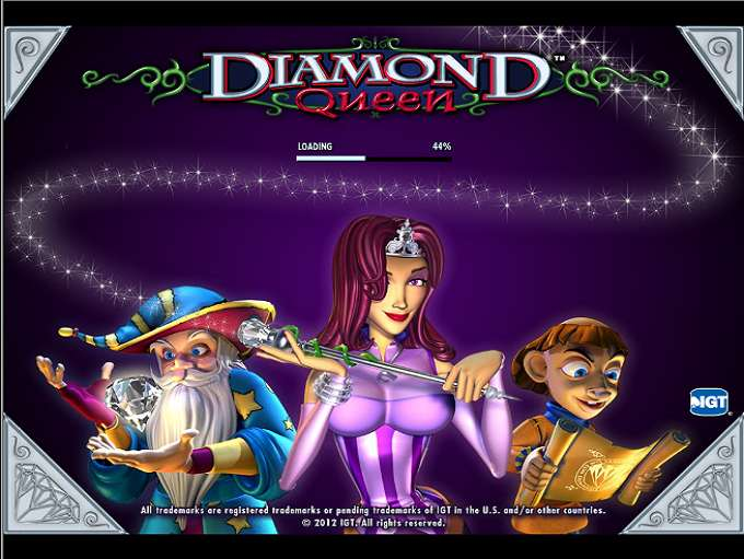 Game Review Diamond Queen
