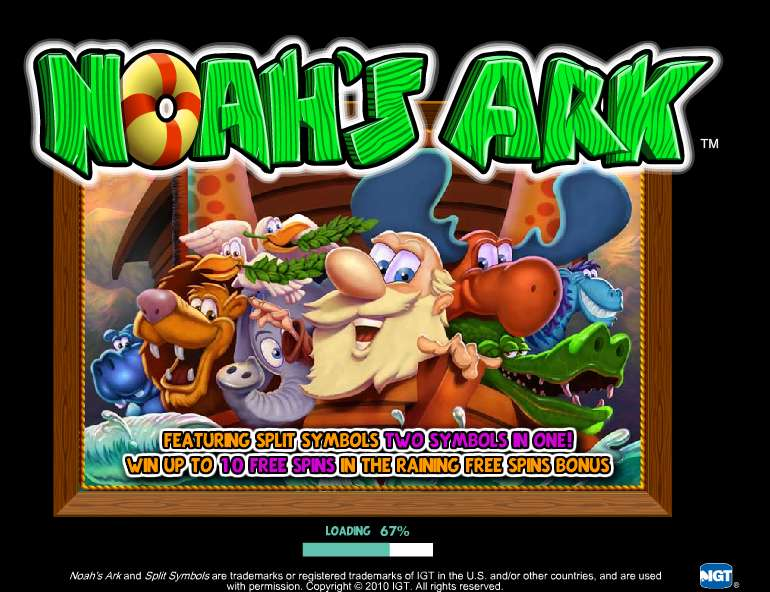 Game Review Noah's Ark
