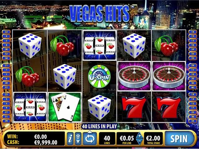 Game Review Vegas Hits