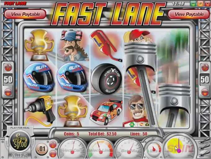 Game Review Fast Lane