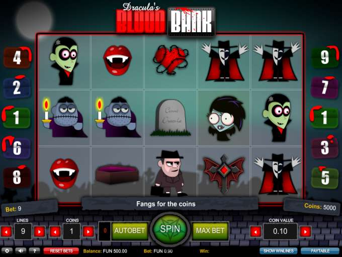 Game Review Blood Bank