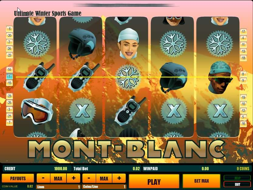 Game Review Mont Blanc