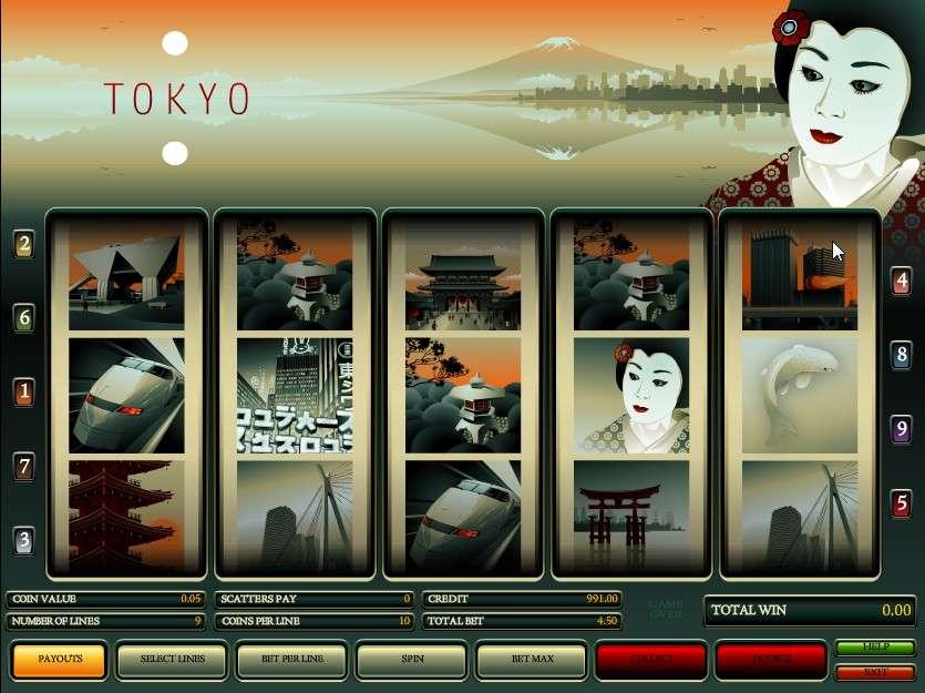 Game Review Tokyo