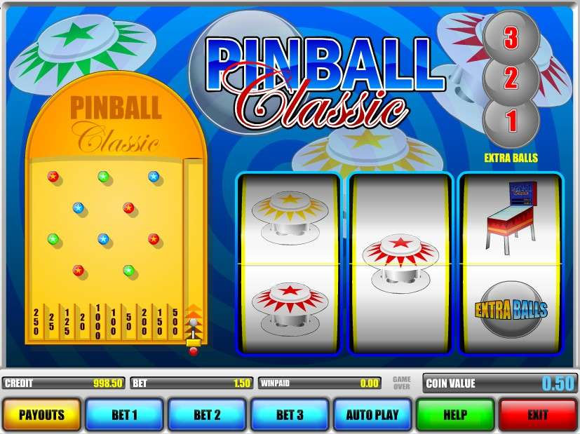 Game Review Pinball Classic