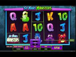 Game Review So Many Monsters