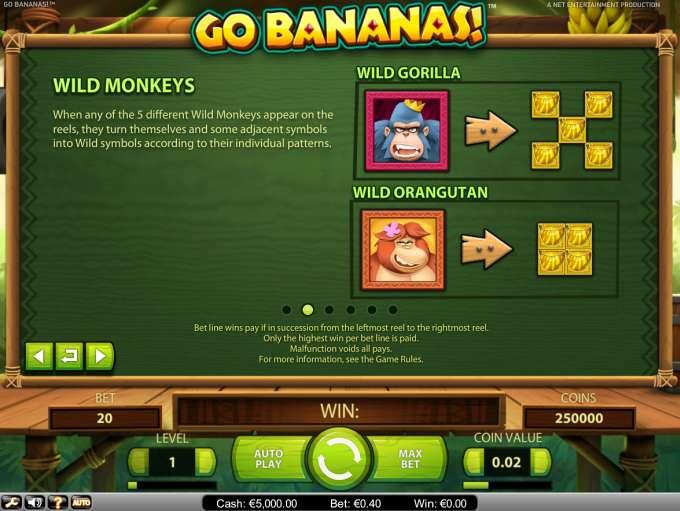 Game Review Go Bananas