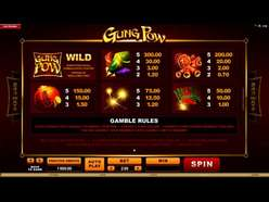Game Review Gung Pow
