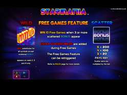 Game Review Starmania