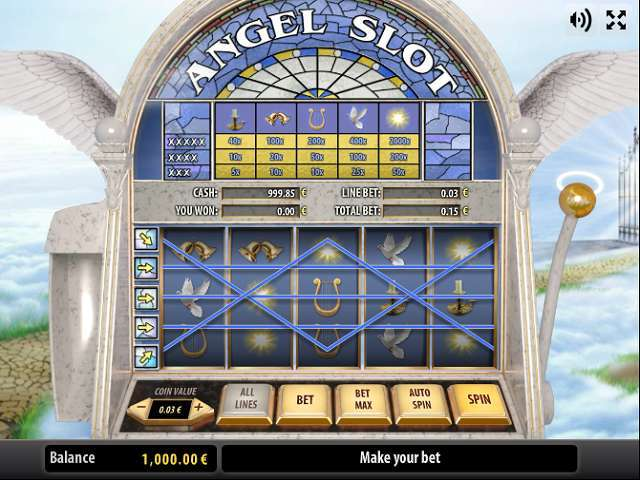 Game Review Angel Slot