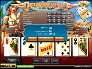 Playtech 20deuces 20wild 20video 20poker