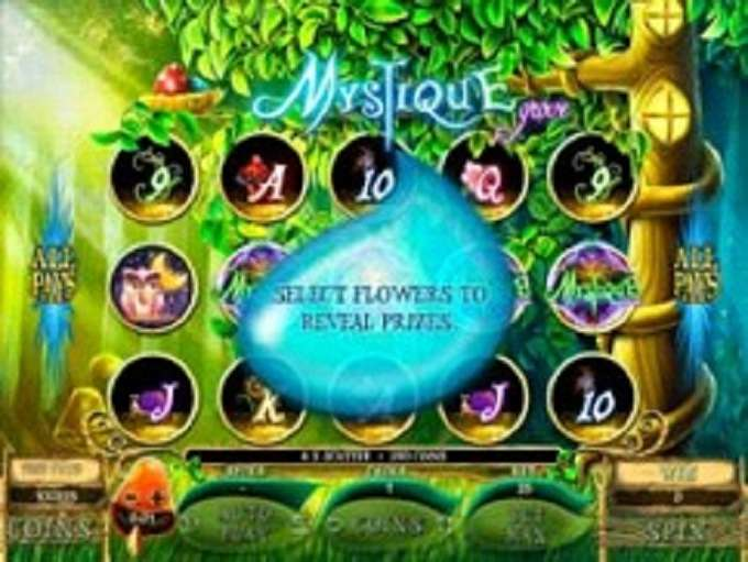 Game Review Mystique Grove