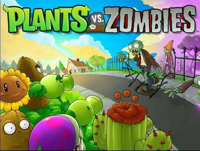 Game Review Plants vs Zombies