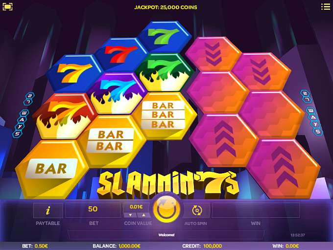 Game Review Slammin 7s