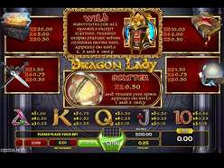 Game Review Dragon Lady