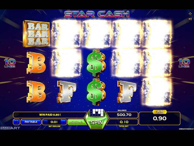 Game Review Star Cash