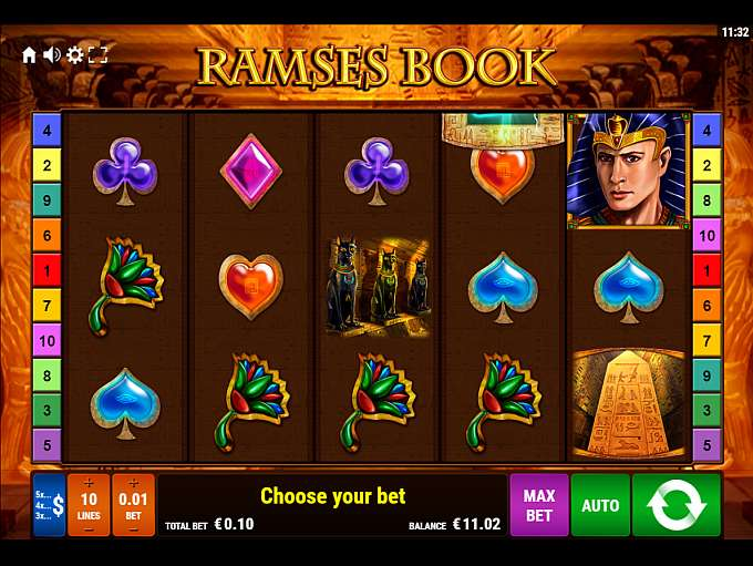 ramses gold casino no deposit