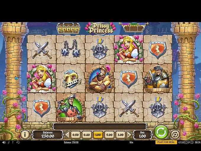 Prissy Princess - Rizk Casino