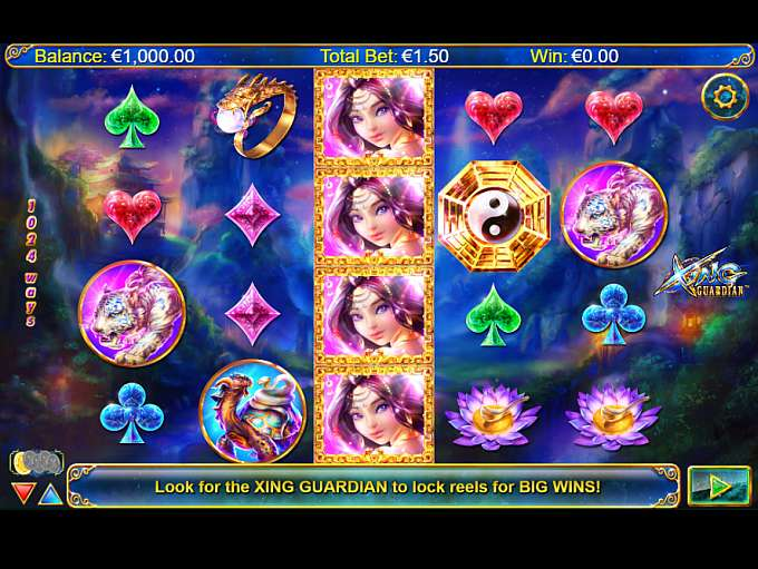 Xing Guardian Slots - Play for Free Online with No Downloads