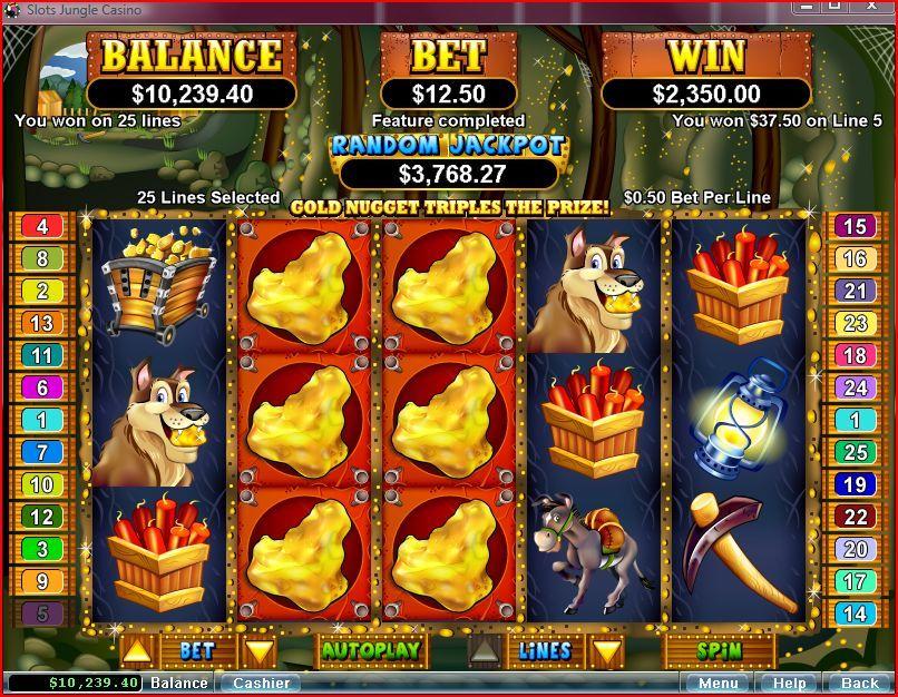 Slots Jungle Casino Mega Winner Trpschick