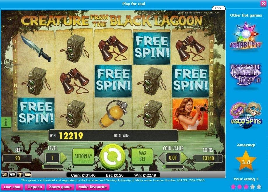 Casino Winner Dream's a Little Dream