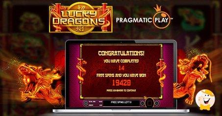 Lucky Dragons Slot Puffs Out a Winner