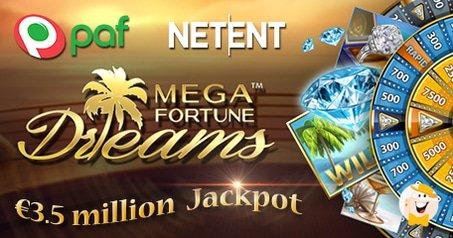 Paf Casino Interview: €3.5M NetEnt Jackpot Win