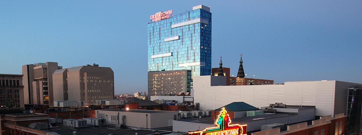 Greektown casino 1
