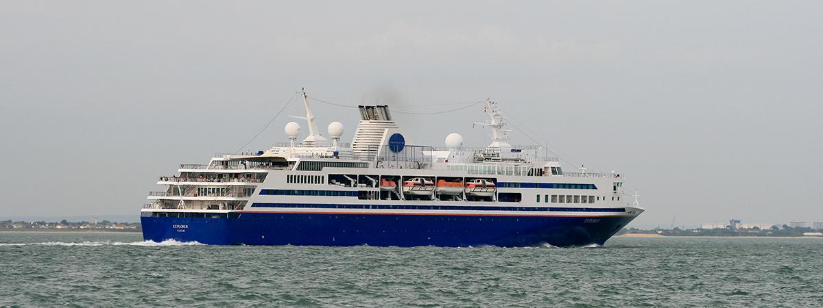 Cruises olympia explorer 1