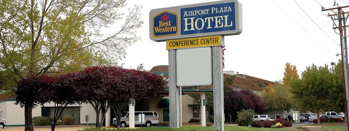 Best western airport plaza hotel 1