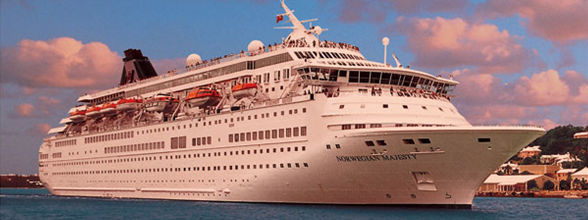 Norwegian cruise line norwegian majesty 1