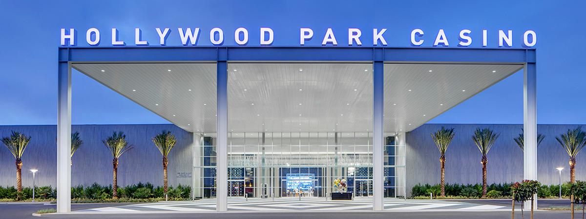 Hollywood park casino 1