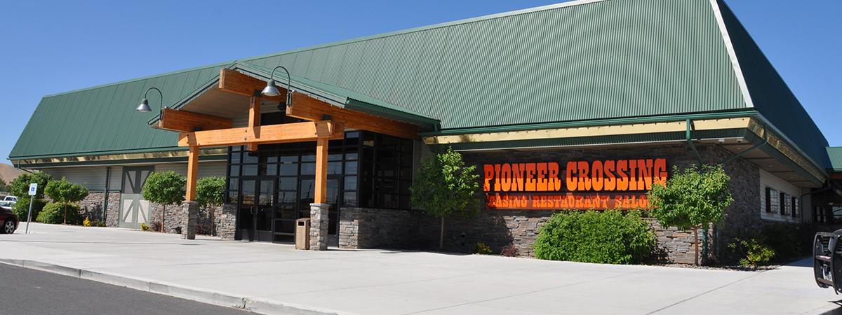 Pioneer crossing casino 1