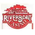 Riverboat cardroom