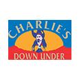 Charlies down under logo