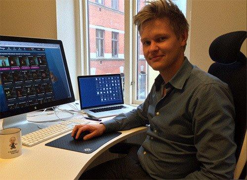 Casino Saga's imaginative CEO - Interview with Georg Westin