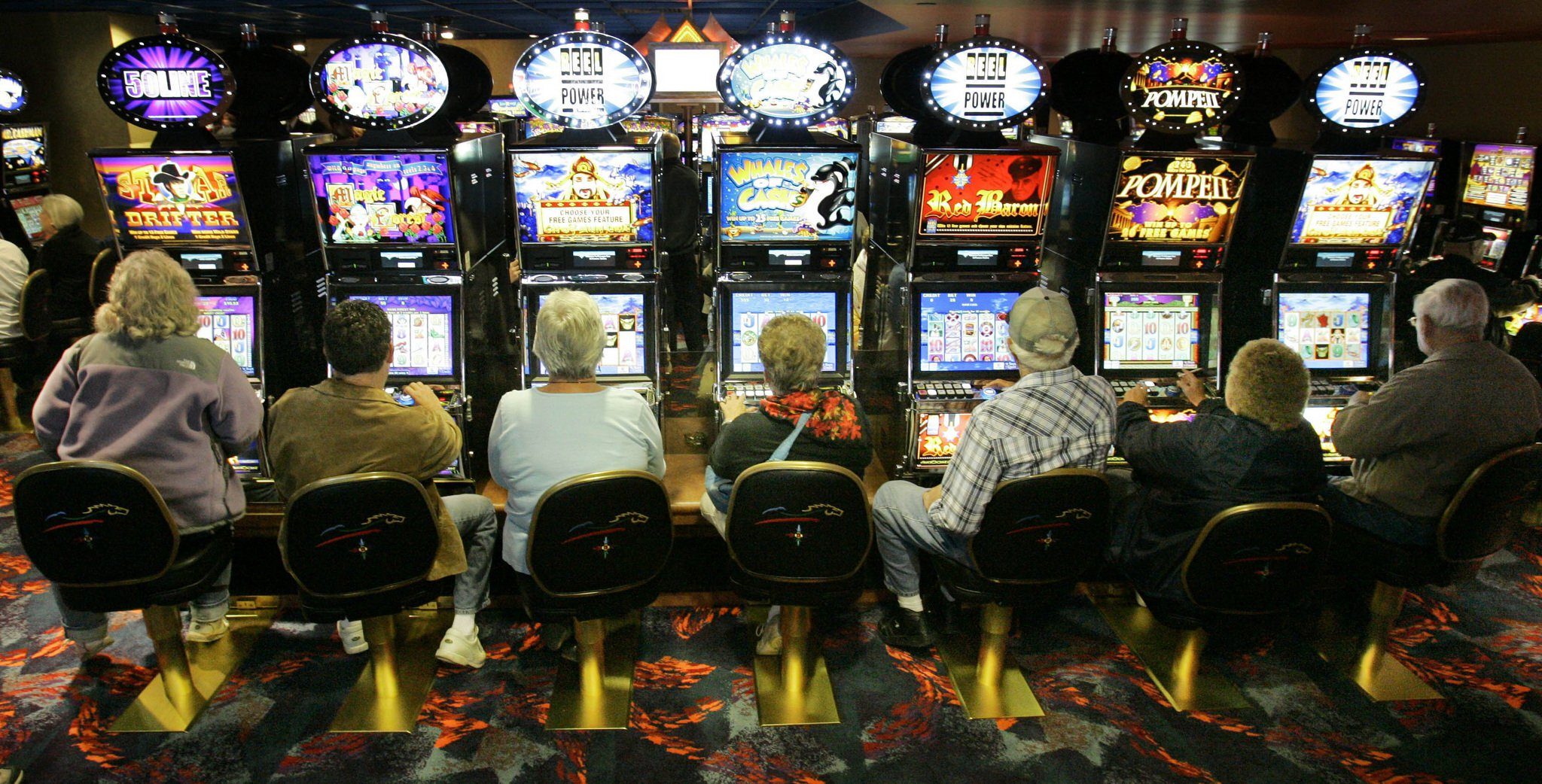 Land-based Slot Games that found way to Online Casinos