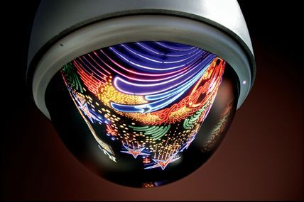 Casino Surveillance - How the latest Technology Works