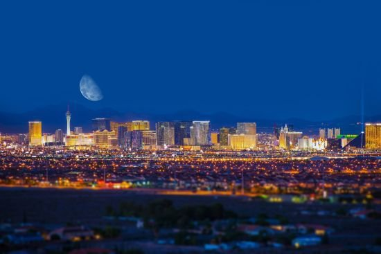 Las Vegas is a Gambling City, but the Place where Everything is Possible
