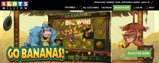 Slots Million Casino - Interview with Adam Maslow