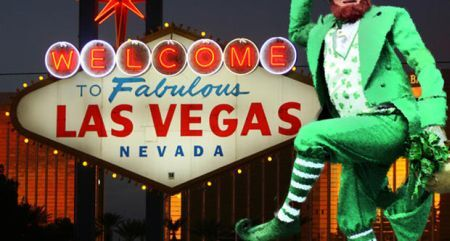 Jackie Gaughan - The Leprechaun of Las Vegas